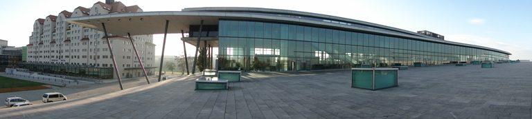 ICD - Internationales Congress Center Dresden - Außen